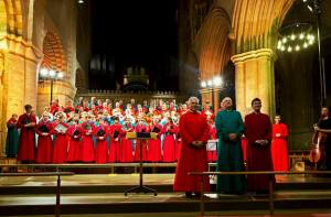 Three Choirs